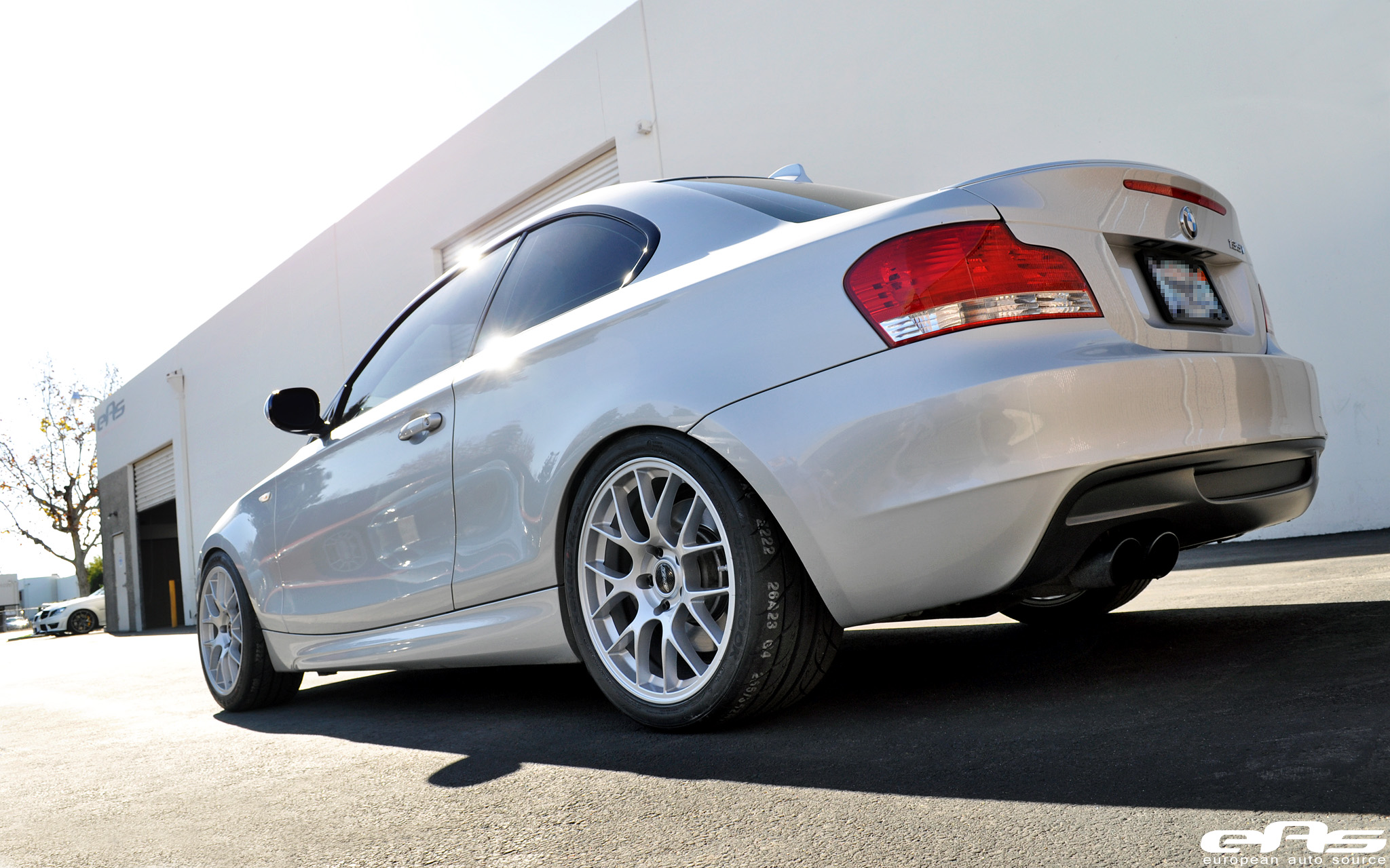 Track Ready Tiag 135i Bmw Performance Parts Amp Services