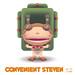 Convenient Steven toy design