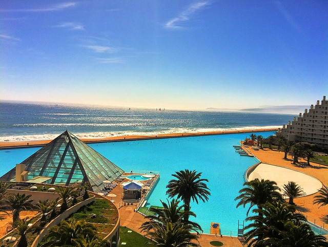 San alfonso del mar swimming pool hdr flickr photo - San alfonso del mar swimming pool ...