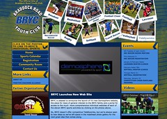 Braddock Road Youth Club Website