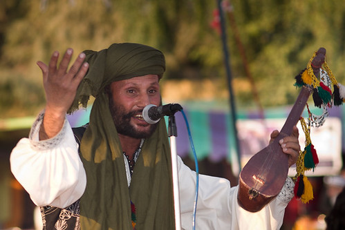 Week 1 - Folk Singer from Baluchistan by Abdul Qadir Memon ( http://abdulqadirmemon.com )