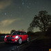 Mini under the stars by GFWilliams.net Automotive Photography