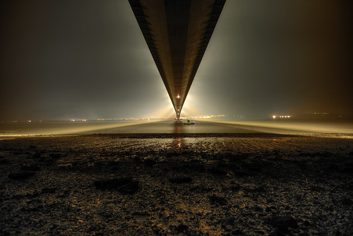 Humber Bridge - HDR Version