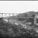 99e020 supplement 1: Old 18th St. Bridge over Portland Canal (built 1856)