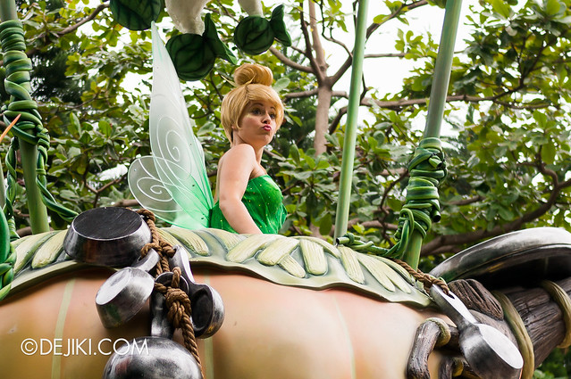 The Magic of Pixie Dust - Tinkerbell
