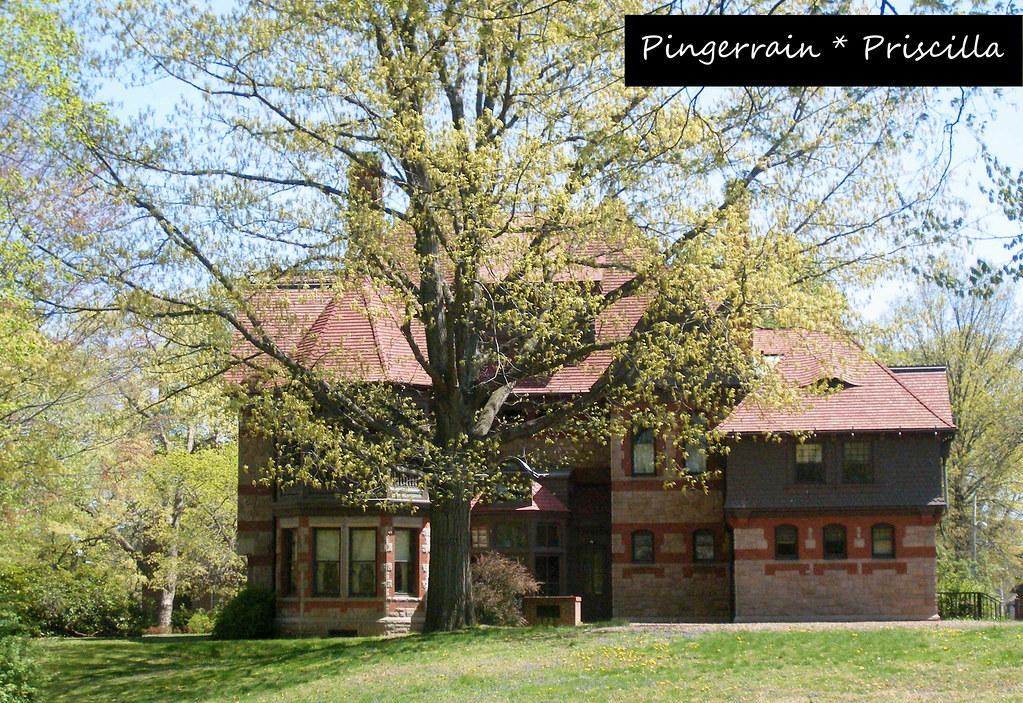Mark Twain's House Compund