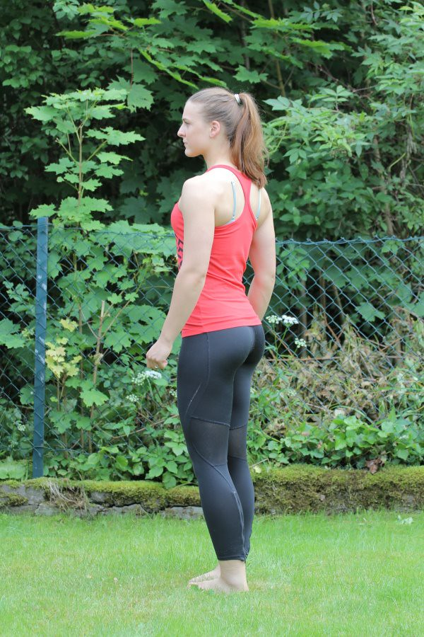 girl with tight ass