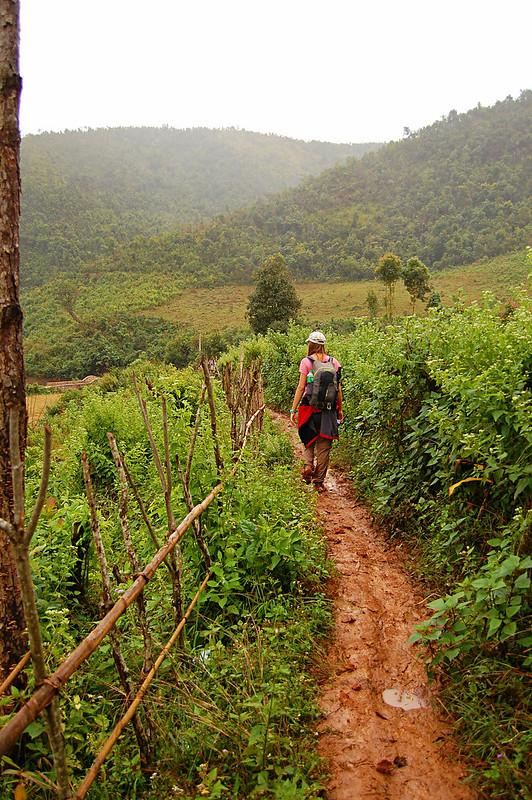 Kalaw to Inle Lake Trek, Burma