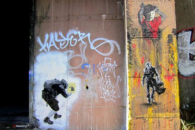 stencil | alias . plotbot . ... | klosterfelde . artbase 2012