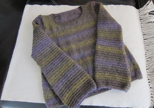 手編み大好き 16番チュニック