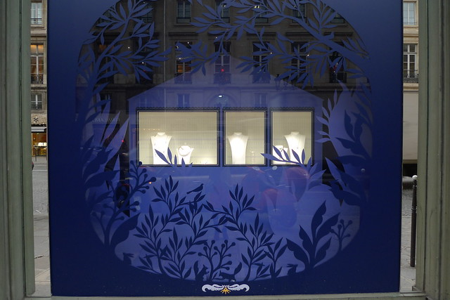 Vitrines de no l christofle paris d cembre 2012 flickr photo sharing - Vitrine de noel paris ...