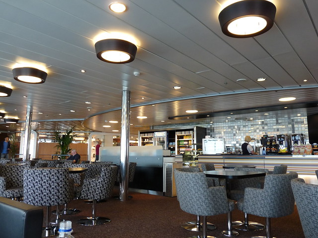 Stena Line- On Board Lounge