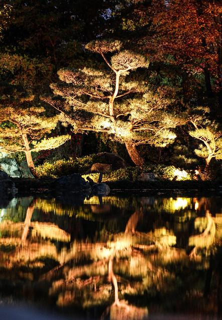Lac jardin japonais jardin botanique de montr al for Jardin japonais 78