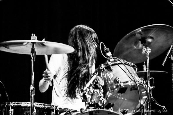 泰·塞加尔  @ The Fillmore,SF 1/18/13