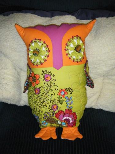 Owl-livia