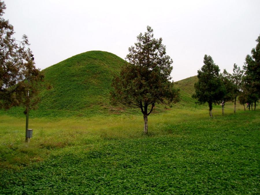 Ji'an Goguryeo tombs