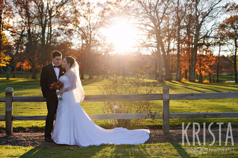 The Villa at Ridder Country Club wedding