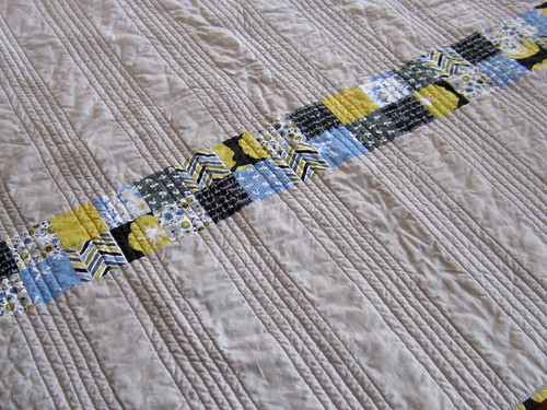 Modern Quilt Guild Madrona Road Challenge