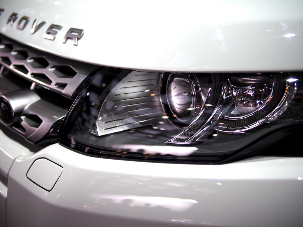 Range Rover Evoque | Jack Amick | Flickr
