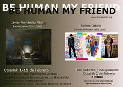 be human my friend