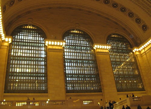 Arched Windows - Grand Central