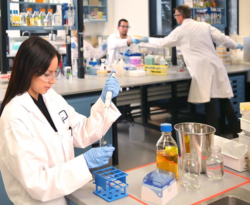 Edmonton Research Park Lab