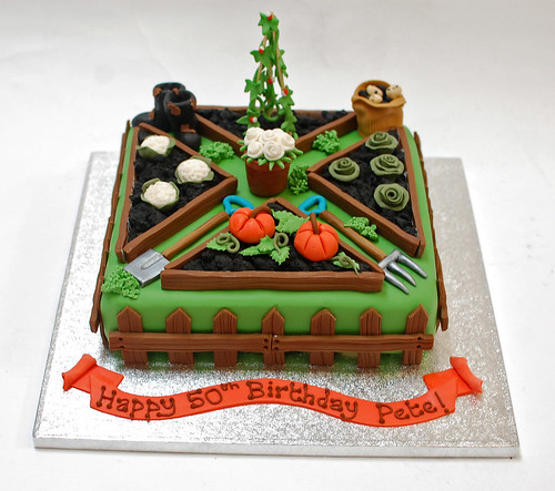 Allotment Cake Beautiful Birthday Cakes