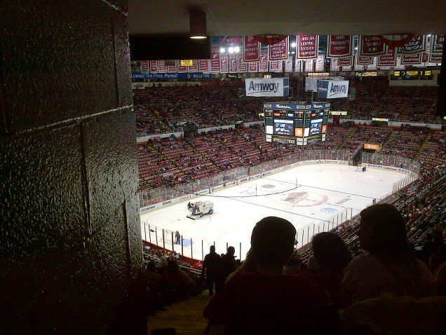 Bad seats at the Joe