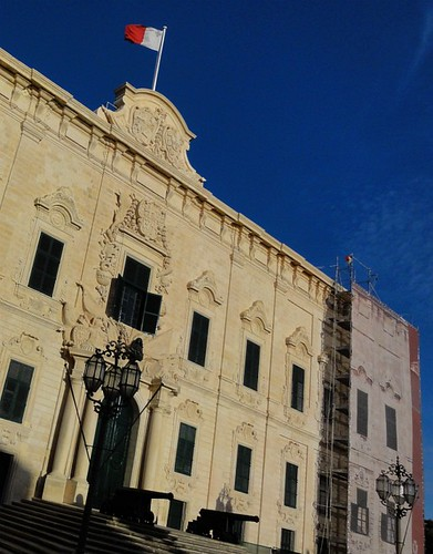 Parliament Building Malta