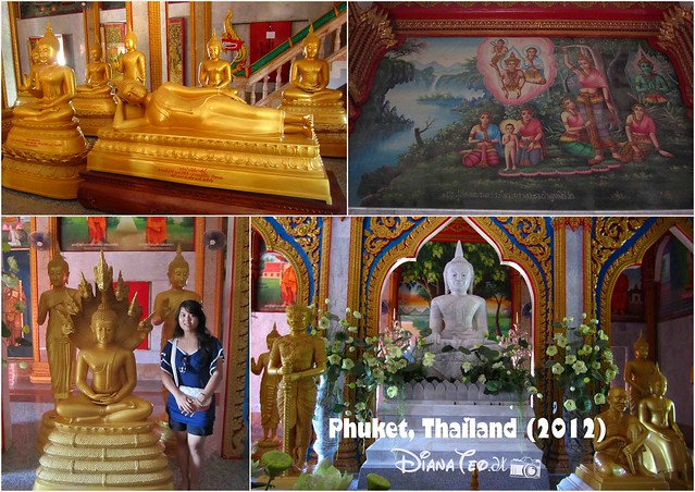 Phuket Day 1 - Wat Chalong 03