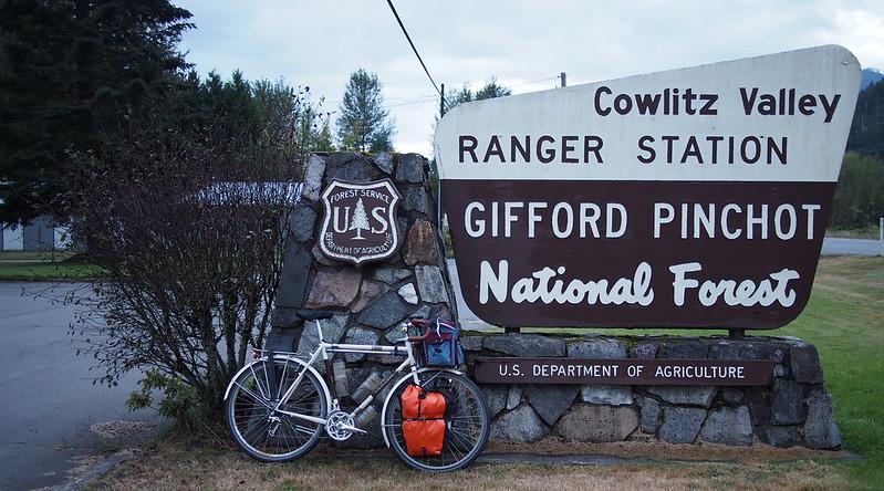 Ivory Pass at Cowlitz Valley Ranger Station