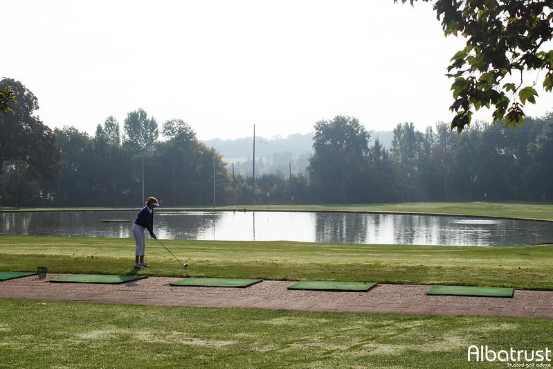 photo du golf Golf de la Grange aux Ormes - Parcours