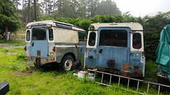 Found a landy graveyard. Spent ages in here.