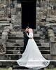Prewedding photoshoot for @nabelalea & @eky_zno at Candi Plaosan Temple Jawa Tengah. Foto pre wedding by @poetrafoto, http://prewedding.poetrafoto.com  Makeup prewed by @dewian_derbyta    Follow IG: @poetrafoto for more prewedd photos update. Thank you :k