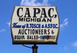 Capac Michigan