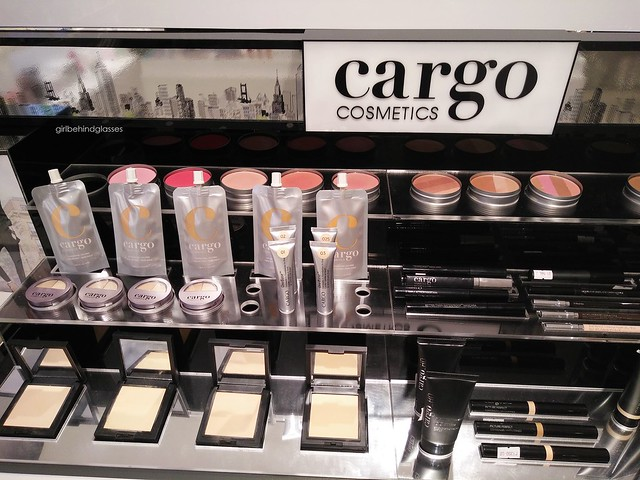 Cargo Cosmetics Beauty Bar