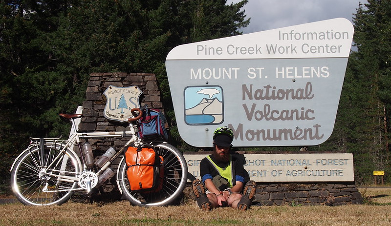Pine Creek Work Center: I first tried to find a ride to the other side of McClellan Pass here, but had no luck.