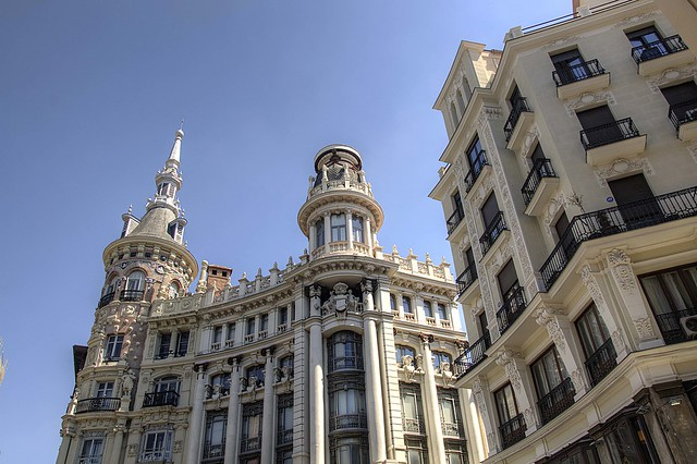 Madrid and Architecture