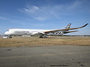 """Airbus Industrie. First Airbus 350-1041 Spécial Livery"""" Carbon""""."""
