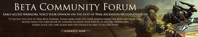 God of War Ascension Beta