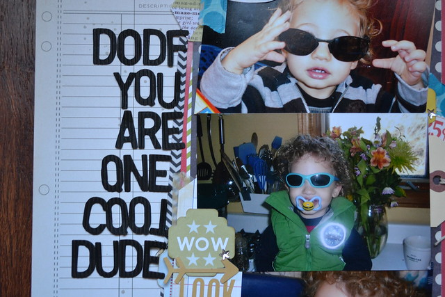 One Cool Dude_Step 1