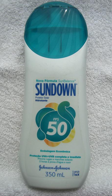 Fator 50 também deixa sua pele bronzeada!