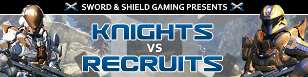 Knights vs Recruits #1 01/07/13
