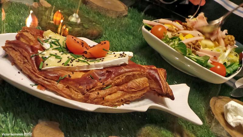 Cenar en madrid el jard n secreto gastroespacada - El jardin secreto restaurante madrid ...