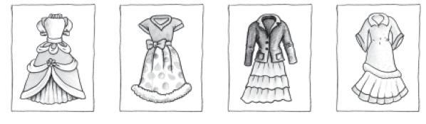NCERT Class X English: Chapter 6 - The Hundred Dressess - II