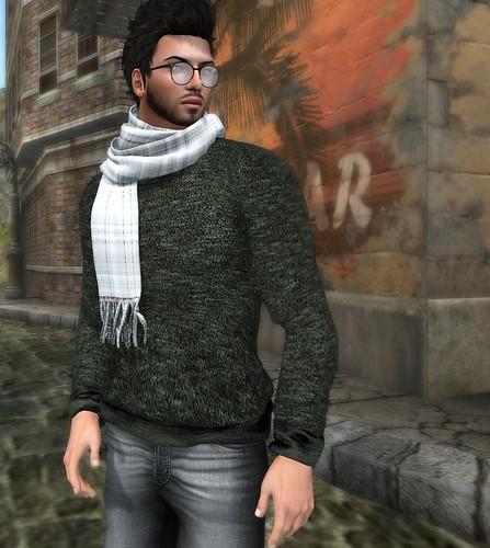 American Bizaar - Victor Sweater