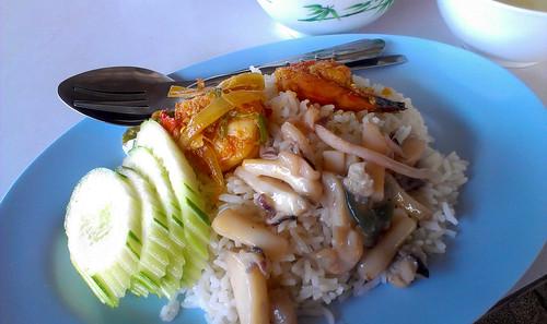 Koh Samui Local Lunch サムイ島ローカルなお昼 (5)