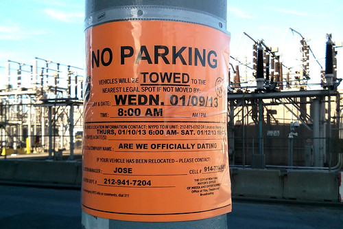 Filming in Dumbo: Are We Officially Dating?