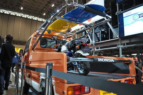 HONDA ACTY TRUCK VAMOTORA