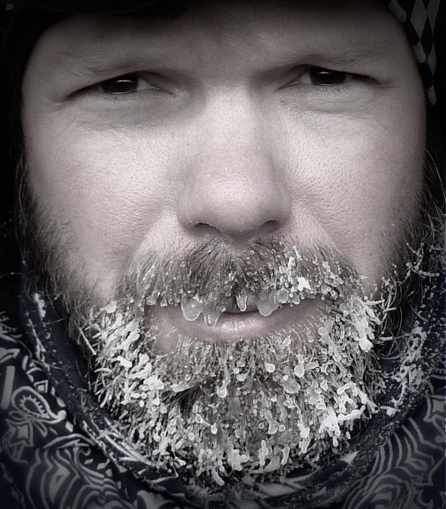 self portrait, 13 degrees